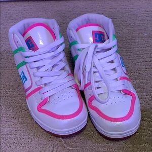 DC womens sneakers